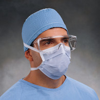 Kimberly Clark Surgical Mask with Ties