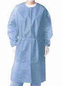 Kimberly Clark Thumbs Up Impervious Gown - 5 x 15 Units/ Pack