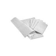 Economy Bibs - White - 21x28 cm - 1,000 Units/ Pack