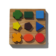 Geo Shape Board - Educational Toy
