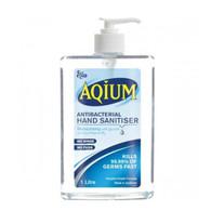 Aqium Gel Hand Sanitizer 1L