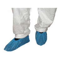 Plastic Shoe Covers  - 100 Units/ Pack