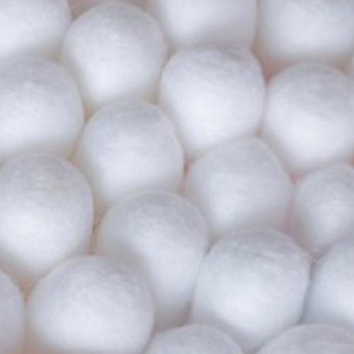Cotton balls 160's dove