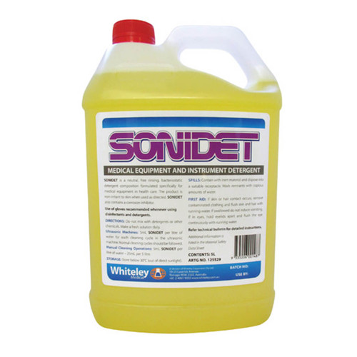 Equipment and Instrument Detergent Sonidet