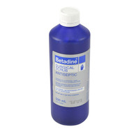 Povidone Iodine BETADINE Antiseptic Surgical Scrub 500ml