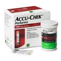 Accu-Chek Performa Test Strips 100
