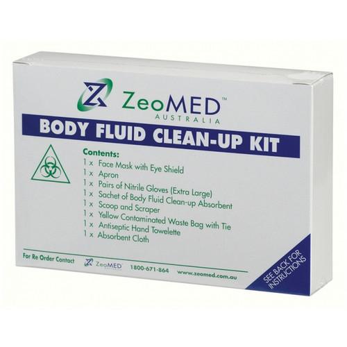 Body Fluid Spill Clean Up Kit