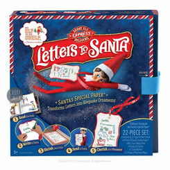 The Elf on the Shelf® Scout Elf Express Delivers Letters to Santa™ Kit