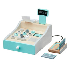Kids Concept Wooden Cash Register