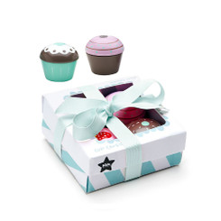 Kids Concept Wooden Cupcakes Playset with presentation box