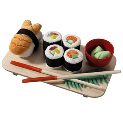 HABA Sushi Set with serving board