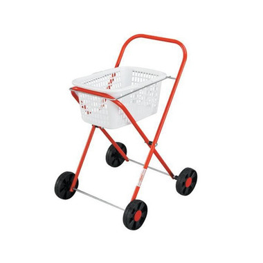 Orbit Peg n Play Trolley with Laundry Basket