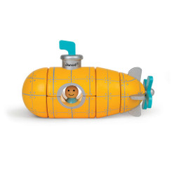 Janod Magnetic Wooden Submarine