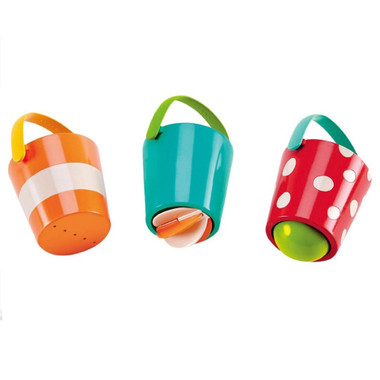 Hape Little Splashers Happy Buckets Set