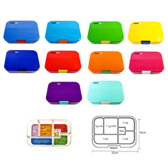 Munchbox Maxi6 Lunchbox in 10 colours and inner tray