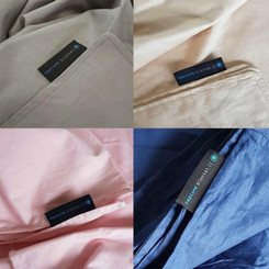 Neptune Weighted Blanket Summer Cotton Covers Adult II - Beige, Blue, Grey and Pink