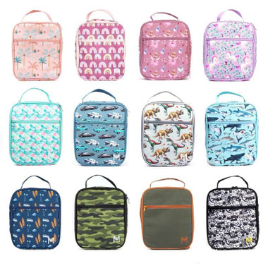 MontiiCo Insulated Lunch Bag - assorted designs