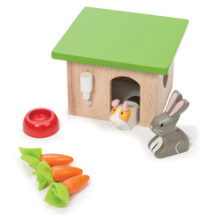 Le Toy Van Daisylane Bunny and Guinea Pig Set