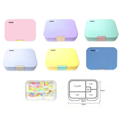 Munchbox Midi5 Lunchbox in 6 colours and inner tray