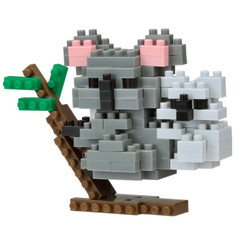 Nanoblock Koala with Joey (NBC_257)