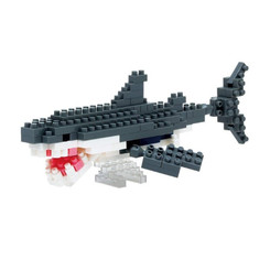 Nanoblock Great White Shark (NBC_082)