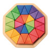 Grimm's Octagon Puzzle 32pcs top view