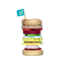 Make Me Iconic Stacking Burger