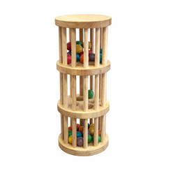 QToys Wooden Rain Maker