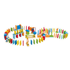 Hape Dynamo Dominoes - front