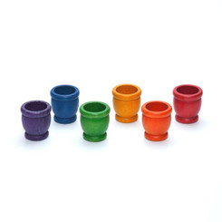 Grapat Coloured Mates 6 pcs