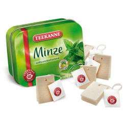 Erzi Tea Bags in a Tin