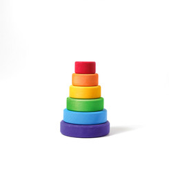 Grimm's Small Rainbow Conical Tower