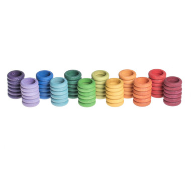 Grapat 72 Rings in 12 Colours
