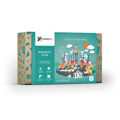 Connetix Tiles Ball Run set