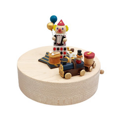 Wooderful Life Surprise Toy Box Music Box