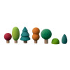 Avdar Chubby Forest Trees 7pc