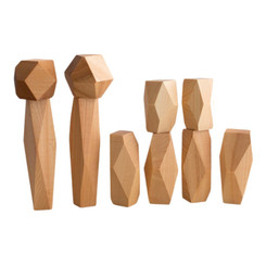Avdar Natural Balance Blocks 10pc