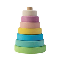 Avdar Pastel Stacking Tower