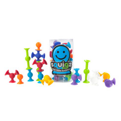 Fat Brain Toys Squigz Starter Set 24pc