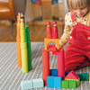 Grimm's Stacking Game Large Rainbow Rollers - stacking