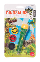 IS Gift Dinosaurs Torch Projector