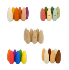 Little Earth Toys Leaves - assorted colours
