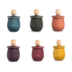 Grapat Little Things - Blue, Green, Orange, Purple, Red and Yellow (each sold separately)