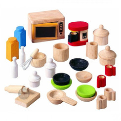 Plan Toys Accessories for Kitchen and Tableware