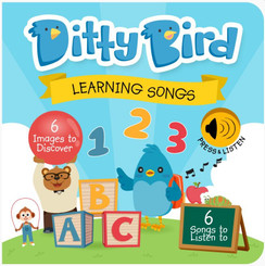 Ditty Bird Learning Songs Musical Board Book