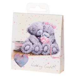 Me To You Tatty Teddy Wedding Confetti Heart Shaped