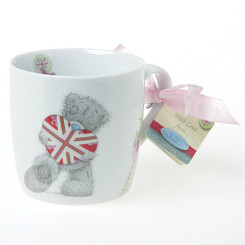 Me To You Tatty Teddy Vintage Barrel Mug