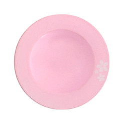 Sparkle T Wooden Plates 2pcs