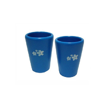 Sparkle T Wooden Smoothie Cups