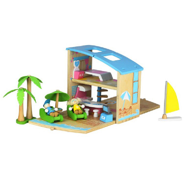 Tiger Tribe Boxset - Beach Villa